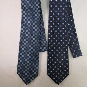 Brooks Bros. Men's Silk Ties Lot of (2)